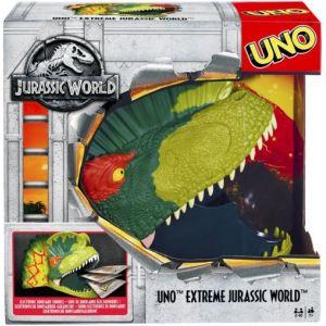 Mattel Uno Extrême - Jurassic World