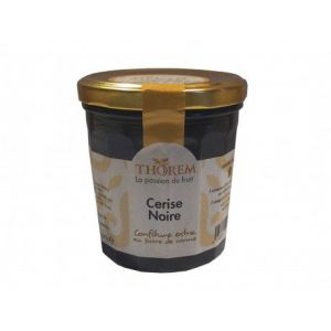 Thorem Confiture de Cerise Noire, pot 375 gr