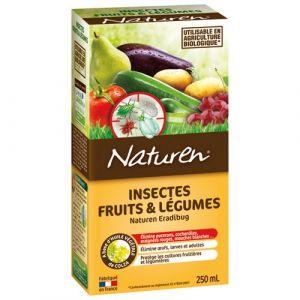 Naturen Insecticide fruits et légumes concentré - 250 mL - Traitement des plantes