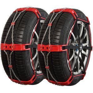 Polaire Chaine neige Steel Sock - 215 / 70 R 16, 215 / 75 R 15, 225 / 55 R 18, 225 / 60 R 17, 225 / 65 R 16
