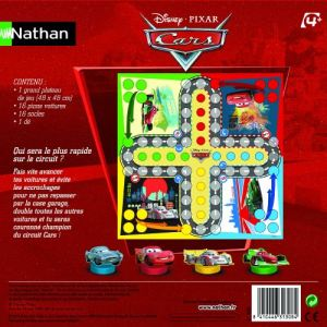 Nathan Les petits chevaux Cars