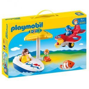 Playmobil 6050 - 1.2.3 : Plaisir de vacances