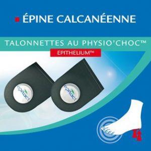 Epitact Talonnettes physio'choc épine calcanéenne homme
