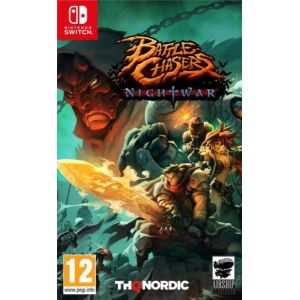 Battle Chasers Nightwar [Switch]