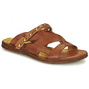 A.S.98 Mules Airstep / RAMOS MULE Marron - Taille 36,37,38,39,40,41,42