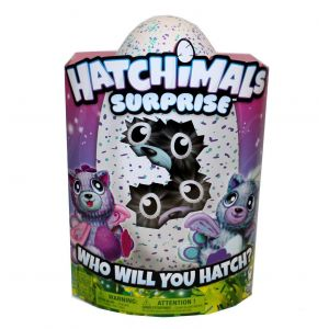 Spin Master Hatchimals Surprise bleu violet