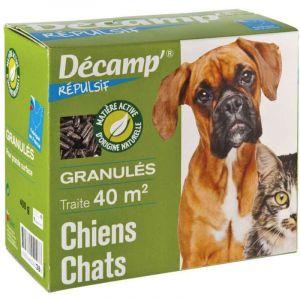 Répulsif naturel chien chat en granulés