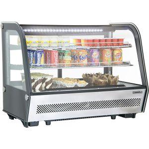 Casselin Cvr160l vitrine réfrigérée à poser 160l