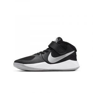 Nike Chaussure de basketball Team Hustle D 9 Flyease pour Enfant plus âgé - Noir - Taille 35.5