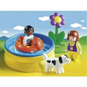Playmobil 6781 - 1.2.3 : Pataugeoire