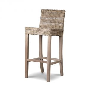 tabouret de bar en rotin comparer 72 offres. Black Bedroom Furniture Sets. Home Design Ideas