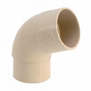 GIRPI Coude 67°30 MF PVC sable (16 - 50 - < 30 m²) - Développé : 16 - Ø mm : 50 - Toiture : < 30 mA² -