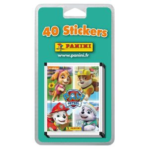 Panini 40 stickers Pat'patrouille