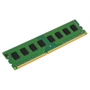 Kingston KVR13N9S8/4 - Barrette mémoire ValueRAM 4 Go DDR3 1333 MHz CL9 DIMM 240 broches