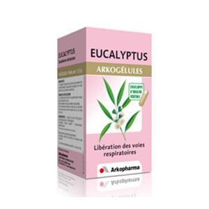 Arkopharma Arkogélules Eucalyptus - Libération des voies respiratoires