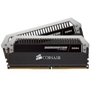 Corsair CMD32GX4M2C3200C16 - Barrette mémoire Dominator Platinum 32 Go (2x 16 Go) DDR4 3200 MHz CL16