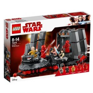 Lego 75216 - Star Wars : Salle du trône de Snoke