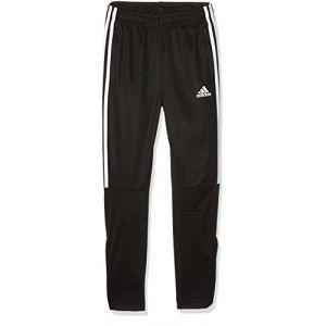 Adidas Tiro - Pantalon - Garçon - Noir (Black/White) - FR: 14-15 Ans (Taille Fabricant: 176)