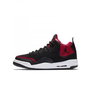 Nike Chaussure Jordan Courtside 23 pour Enfant plus âgé - Noir Taille 38.5