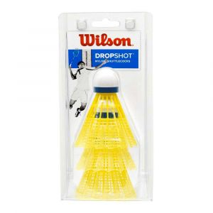Wilson Volants Dropshot 77 - Yellow - Taille 3 Units