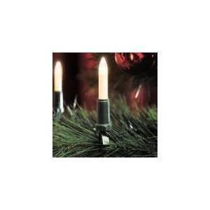 Konstsmide Guirlande de sapin 10 lampes bougies LED