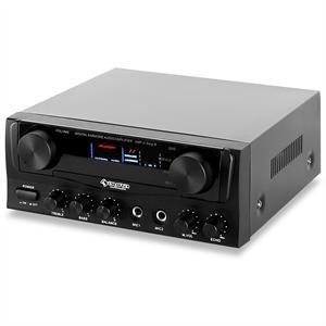 Auna AMP-2 - Ampli Hi-Fi stéréo Home Cinema Karaoke PA 400W