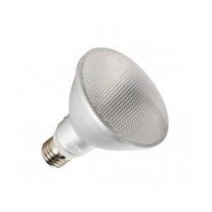 SLV PAR30 Retrofit COB LED, E27, 3000K, aluminium anodisé