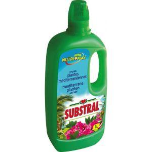 Substral Engrais liquide plantes méditérranéennes et agrumes - Flacon 1 l