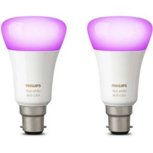 Image de Philips Hue White & Color Ambiance Duobox B22
