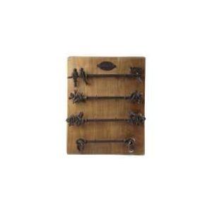 comptoir de famille tringle rideau jour et nuit en fonte. Black Bedroom Furniture Sets. Home Design Ideas