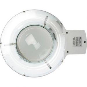 Velleman Lampe-loupe professionnelle 8 dioptries VTLAMP2WN8 3 x (8 dioptries) Tube circline 22 W fourni
