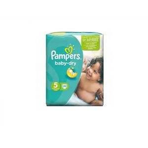 Pampers Baby Dry taille 5 (11-25 kg) - 26 couches