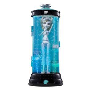 Mattel Monster High Lagoona Blue Capsule aquatique lumineuse
