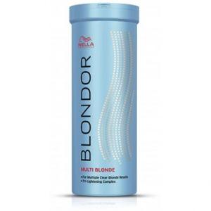 Wella Poudre Décolorante Blondor Multiblond 400 Grs