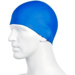 Speedo 8-709842610 Bonnet de bain Bleu Fluo