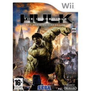 The Incredible Hulk [Wii]