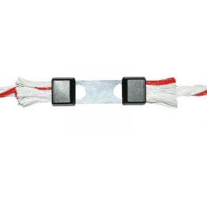 Ako Connecteur pour cordelette Litzclip diametre 6 mm inox