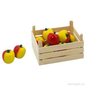 Goki 51665 - Pommes dans une cagette