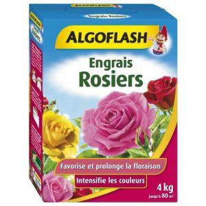 Algoflash Engrais Rosiers - 4kg