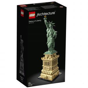 Lego 21042 - Architecture : La Statue de la Liberté