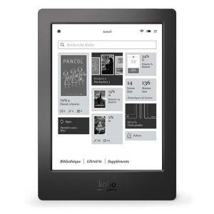 Kobo Liseuse eBook Aura H2O édition 1 reconditionnée