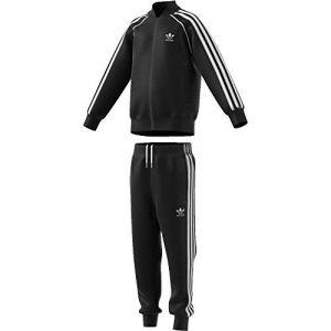 Adidas Superstar Survêtement Unisexe pour Enfant XXXL Noir/Blanc