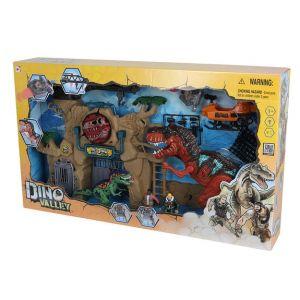 LGRI Mega Coffret Dino Valley