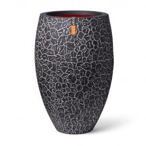 Capi Vase Elegant Deluxe Clay 50x72 cm Gris