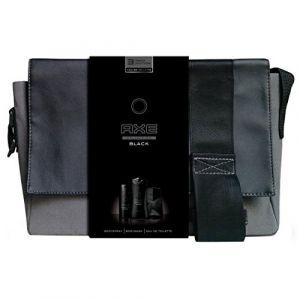 AXE Black - Coffret eau de toilette, déodorant, gel douche et sacoche