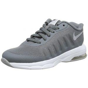 Nike Air Max Invigor (PS), Baskets Mixte Enfant, Gris (Cool Wolf Grey-Anthracite-White), 31 EU