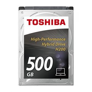 "Toshiba HDWM105EZSTA - Disque dur interne 500 Go 2.5"" SATA III 5400 rpm"