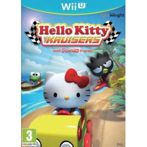 Hello Kitty Kruisers [Wii U]