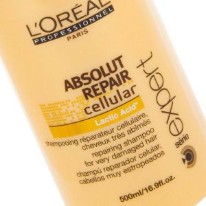 L'Oréal Absolut Repair Lipidium - Shampooing - 500 ml