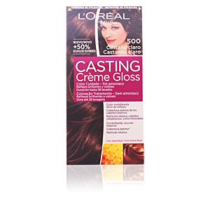 L'Oréal Casting Crème Gloss 500 Châtain Clair - Coloration soin sans amoniaque
